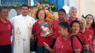 Dos Misioneras comprometidas con la sede Jesucristo Nuestra Esperanza