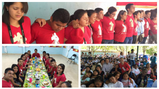 Escuela de Misioneros de la Misericordia en Panamá