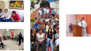 DECIMA ESCUELA INTERNACIONAL DE LA MISERICORDIA / Cúcuta - Chinácota. Octubre 15 al 19.