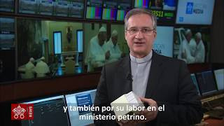 Mons. Dario E. Viganò, habla sobre la colección