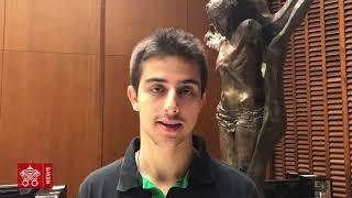 Lucas barboza, Auditor - sínodo de jóvenes