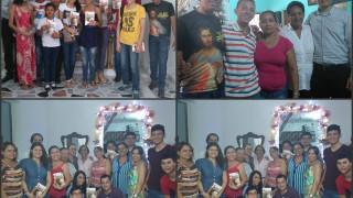 Recorriendo el caribe colombiano, con la fuerza de la Palabra de Dios