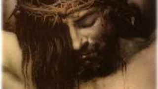 Cristo crucificado por nuestra debilidad