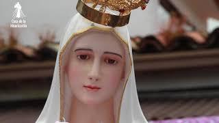 Visita de la Imagen Peregrina de la Virgen de Fátima en Colombia